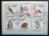 Poštovní známky Svatý Tomáš 2009 Dravci Mi# 4266-70 Kat 11€
