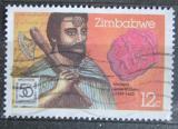 Poštovní známka Zimbabwe 1985 Mutapa Gatsi Rusere Mi# 331