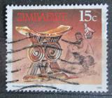 Poštovní známka Zimbabwe 1990 Opěrka hlavy Mi# 424