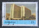 Poštovní známka Zimbabwe 1990 Harare, 100. výročí Mi# 442