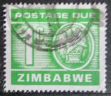 Poštovní známka Zimbabwe 1980 Nominál, doplatní Mi# 16