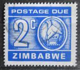 Poštovní známka Zimbabwe 1980 Nominál, doplatní Mi# 17