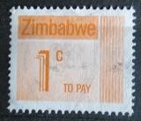 Poštovní známka Zimbabwe 1985 Nominál, doplatní Mi# 21