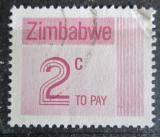 Poštovní známka Zimbabwe 1985 Nominál, doplatní Mi# 22