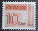 Poštovní známka Zimbabwe 1985 Nominál, doplatní Mi# 24