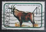 Poštovní známka Rhodésie, Zimbabwe 1976 Antilopa koňská Mi# 180