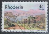 Poštovní známka Rhodésie, Zimbabwe 1977 Umění, Joan Evans Mi# 195