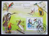 Poštovní známka Komory 2009 Ptáci Mi# Block 457 Kat 15€