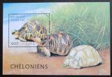 Poštovní známka Togo 1996 Želvy Mi# Block 401 Kat 5€