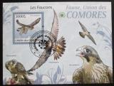 Poštovní známka Komory 2009 Sokoli Mi# 2428 Kat 15€