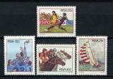 Poštovní známky JAR 1983 Sport Mi# 634-37
