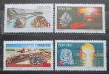 Poštovní známky JAR 1984 Těžba nerostných surovin Mi# 647-50