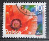 Poštovní známka Polsko 2016 Vlčí mák Mi# 4830 Kat 7€