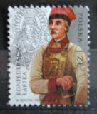 Poštovní známka Polsko 2018 Šlechtic Mi# 4981