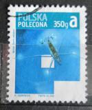 Poštovní známka Polsko 2013 Geometrický vzorec Mi# 4596