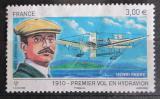 Poštovní známka Francie 2010 Henri Fabre a letadlo Mi# 4838 Kat 6€