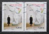 Poštovní známky Francie 2018 Rose Valland pár Mi# 7172