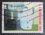 Poštovní známka Nizozemí 2001 Sněhulák Mi# 1956
