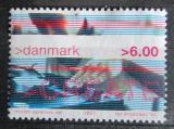 Poštovní známka Dánsko 2001 Kultura mládeže, scratching Mi# 1283