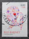 Poštovní známka Dánsko 2014 Dětská asociace Red Barnet Mi# 1770