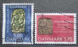 Poštovní známky Poštovní známky Dánsko 1993 Archeologické nálezy Mi# 1046-47