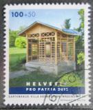 Poštovní známka Švýcarsko 2012 Zahradní domek Mi# 2251