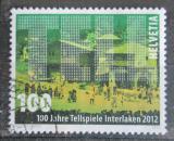 Poštovní známka Švýcarsko 2012 Interlaken, 100. výročí Mi# 2247