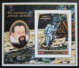 Poštovní známka Adžmán 1971 Apollo 11 neperf. Mi# Block 297 B Kat 10€