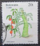 Poštovní známka Botswana 1995 Vánoce, adénie Mi# 590