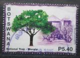 Poštovní známka Botswana 2014 Národní strom Mi# 1003