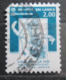 Poštovní známka Srí Lanka 1999 Tanečník Mi# 1193