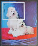 Poštovní známka Šardžá 1972 Pudli Mi# Block 119