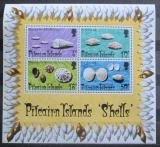 Poštovní známky Pitcairnovy ostrovy 1974 Mušle Mi# Block 1 Kat 13€
