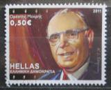 Poštovní známka Řecko 2011 Orestis Makris, herec Mi# 2642