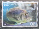 Poštovní známka Řecko 2012 Zubatec obecný Mi# 2653