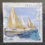 Poštovní známka Řecko 2013 Jachty Mi# 2712