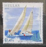 Poštovní známka Řecko 2013 Jachty Mi# 2714