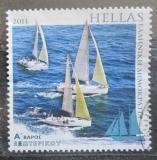 Poštovní známka Řecko 2013 Jachty Mi# 2716