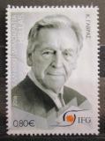 Poštovní známka Řecko 2016 Costa-Gavras, režisér Mi# 2915