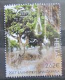 Poštovní známka Řecko 2017 Pistacia lentiscus Mi# 2955 Kat 6€