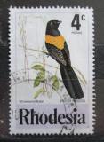 Poštovní známka Rhodésie, Zimbabwe 1977 Vida dlouhoocasá Mi# 189