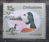 Poštovní známka Zimbabwe 1988 Husička vdovka Mi# 390
