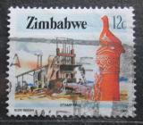 Poštovní známka Zimbabwe 1985 Stoupa Mi# 315