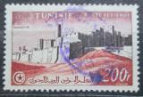Poštovní známka Tunisko 1954 Městské hradby, Monastir Mi# 403