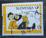 Poštovní známka Slovinsko 2013 Pošťák Pauli Mi# 989