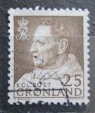 Poštovní známka Grónsko 1964 Král Frederik IX. Mi# 53