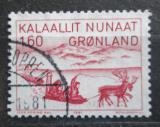 Poštovní známka Grónsko 1981 Ilustrace, Kreutzmann Mi# 128