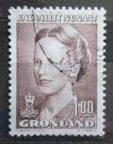 Poštovní známka Grónsko 1990 Královna Markéta II. Mi# 202