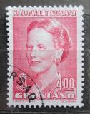 Poštovní známka Grónsko 1990 Královna Markéta II. Mi# 203