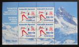 Poštovní známky Grónsko 1994 ZOH Lillehammer Mi# Block 5